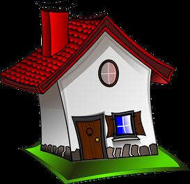 La casa en ingles