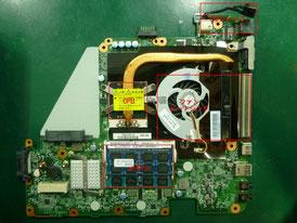 NEC LS550FS 基板