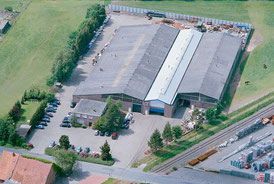 Arial photo of branch in Friesoythe