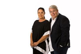 Daniel Grabul, Anita und Reinhard Haselsteiner