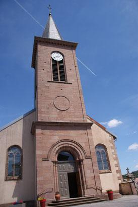 L'église Sainte-Libaire a été construite dans les années 1860 et bénie le 21 octobre 1866. L'abbé Joseph FORTERRE fut le premier prêtre de la paroisse.