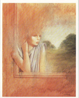 "Carton d'invitation - ""La Mémoire"" -José CORREA"