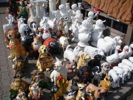 Asien-Markt in Rozwadov