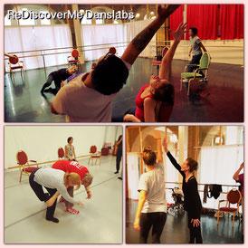 Taster van 4 RDM danslabs @Chassé Dance Studio's