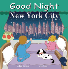 nyc travel baby book