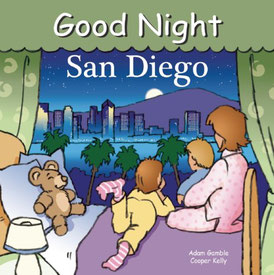 san diego travel baby book