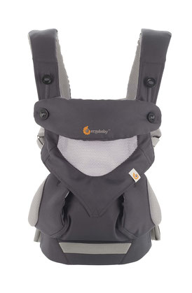 Ergo baby carrier - a perfect gift for parents who travel with their baby