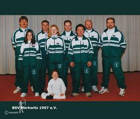 10. Dessauer Hallenpokal 09.12.2001 - BSV Merkwitz 1997 e.V.