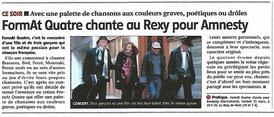 REXY - 11 Mars 2017 - Amnesty Riom