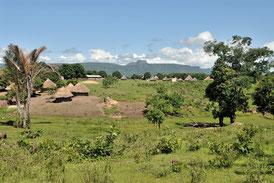 Kerouané, Haute Guinée  © Michel Aymerich