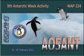 Antarctic Activity Week Special Event