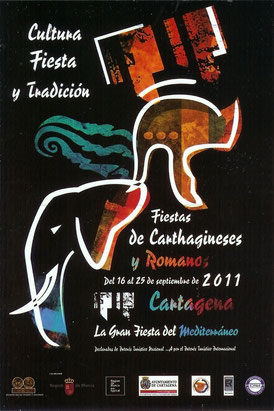 Fiestas de Carthagineses y Romanos 2011  (19-09-2011)