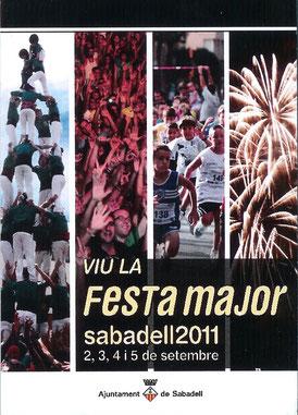 Vi la Festa Major Sabadell 2011 (03-09-2011)
