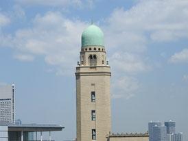 象の鼻パークからの塔