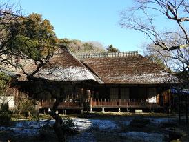 方丈・客殿(書院)中庭