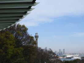 展望台とマリンタワー