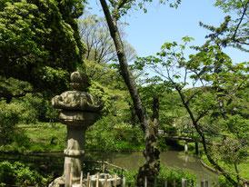 三溪園 庭園