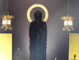選仏場の仏像