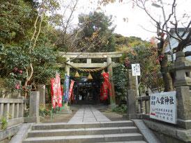 八雲神社 古くは祇園天王社