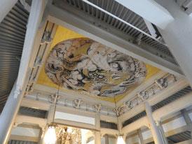 仏殿天井絵図