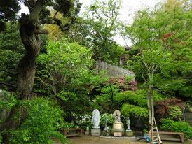 境内日本庭園