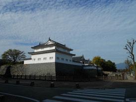 修復された巽櫓