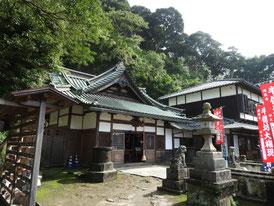 半僧坊本堂