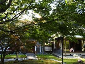 玄関と書院