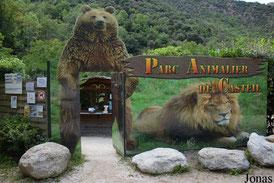 Parc animalier : 3 km de Vernet les Bains