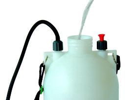 Nanoprotect Drucksprüher Gartenspritze Pumpsprüher Pumpsprühgerät Unkrautspritze