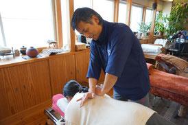 腰痛、肩こり、頭痛の根本治療ができます