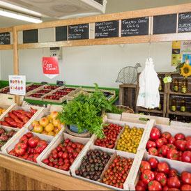La vente directe à la ferme des saveurs de Gâtine