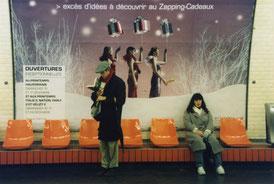 Le Lecteur - 2001, tirage argentique 60/90
