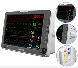 Monitor Paziente Multiparametrico VITAVUE-10 BLM-C BLM-D
