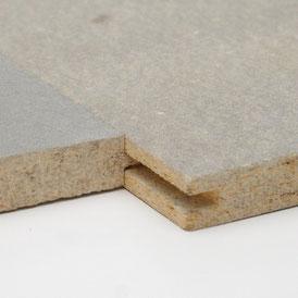 Zementgebundener Trockenestrich