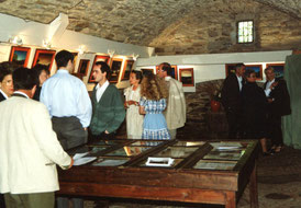expo au château du bosc (enfance de toulouse lautrec) 1994