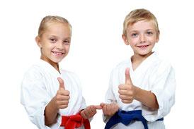 Selbstverteidigung, Ju-Jitsu für Mädchen und Jungs, für Frauen und Männer