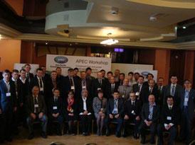 Workshop participants