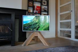 TV op een andere manier in je woonkamer