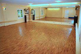 Bild Tanzraum des ZGB