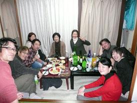 2011.01.08   11人集まりました。