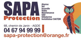 SAPA Protection   Agde