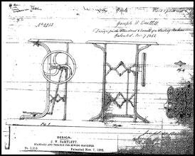 1865 Patent USD 2.215