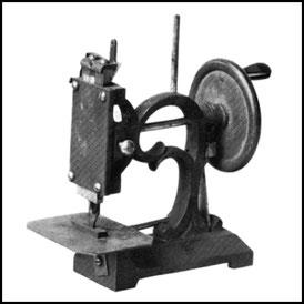 1858 Raymond's Ten Dollar Family Machine