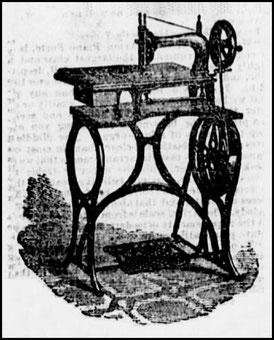 1867 Boot & Shoe No. 4 Machine