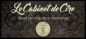 Logo Le Cabinet De Cire les bougies tatouées