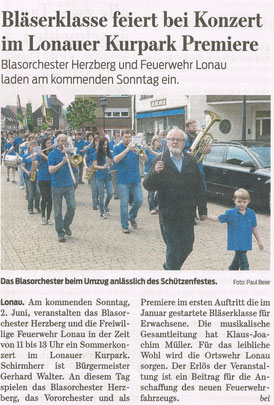 Harzkurier, 28.05.2013