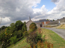 Kirche St. Martin, erbaut von St. Hubertus