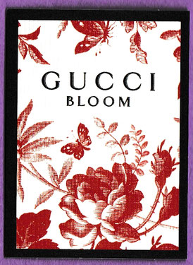 2017 - GUCCI BLOOM