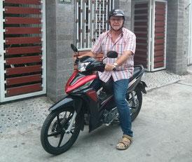 Honda Wave 110 ccm